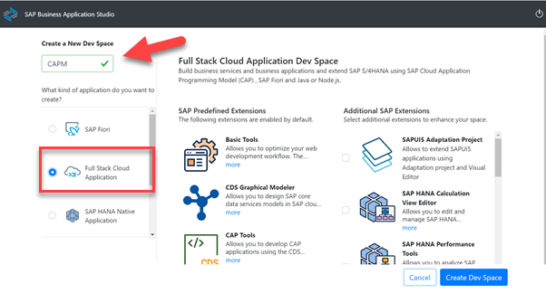 Full Stack Cloud Application